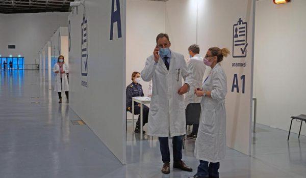 >ANSA-IL-PUNTO/COVID: Veneto, trend infezione si abbassa