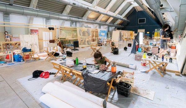 Extra Ordinario, 90 giovani artisti uniti dalla pittura