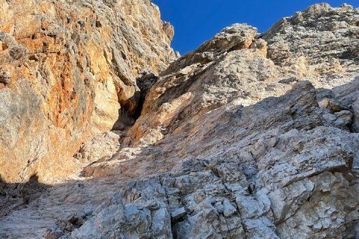 Recuperato corpo escursionista tedesco morto sul Cristallo